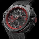 Sniper Ironclad Steel PVD Black Red Edition
